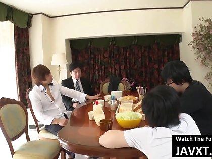 Japanese Credentials Dinner - japanese