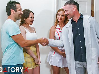 PURGATORYX Fertility Clinic Vol 1 Part 1 with Lily and Skylar