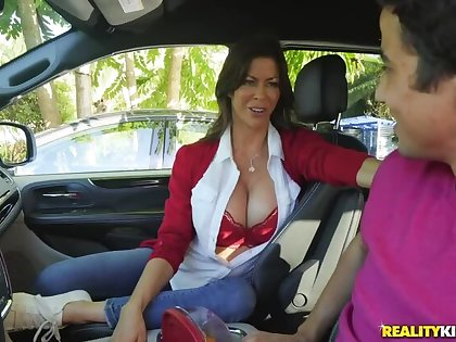Prostitute Hoe Alexis Fawx Squirting similar kind Hose!